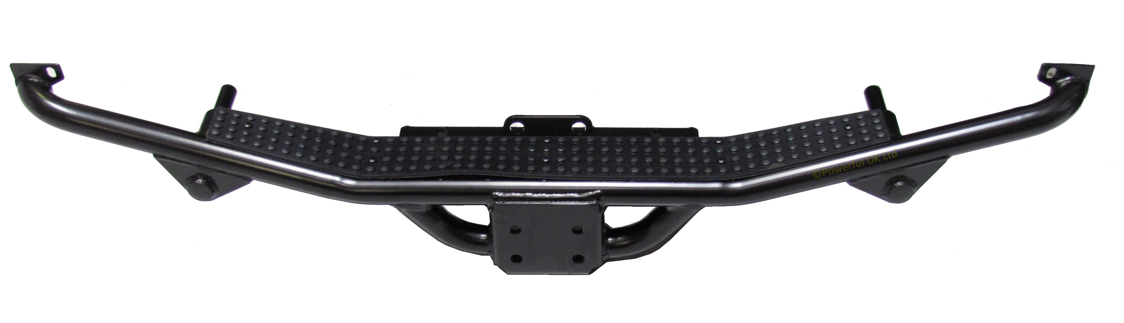 Rear Tow Bar Step Bumper For Land Rover Defender 90 Svx