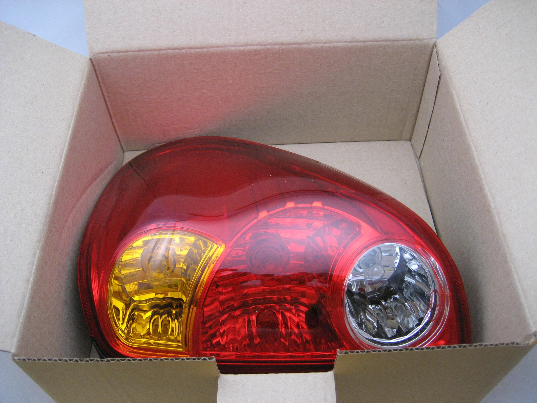 rear tail light lamp for mitsubishi l200 pickup new 2006. Black Bedroom Furniture Sets. Home Design Ideas