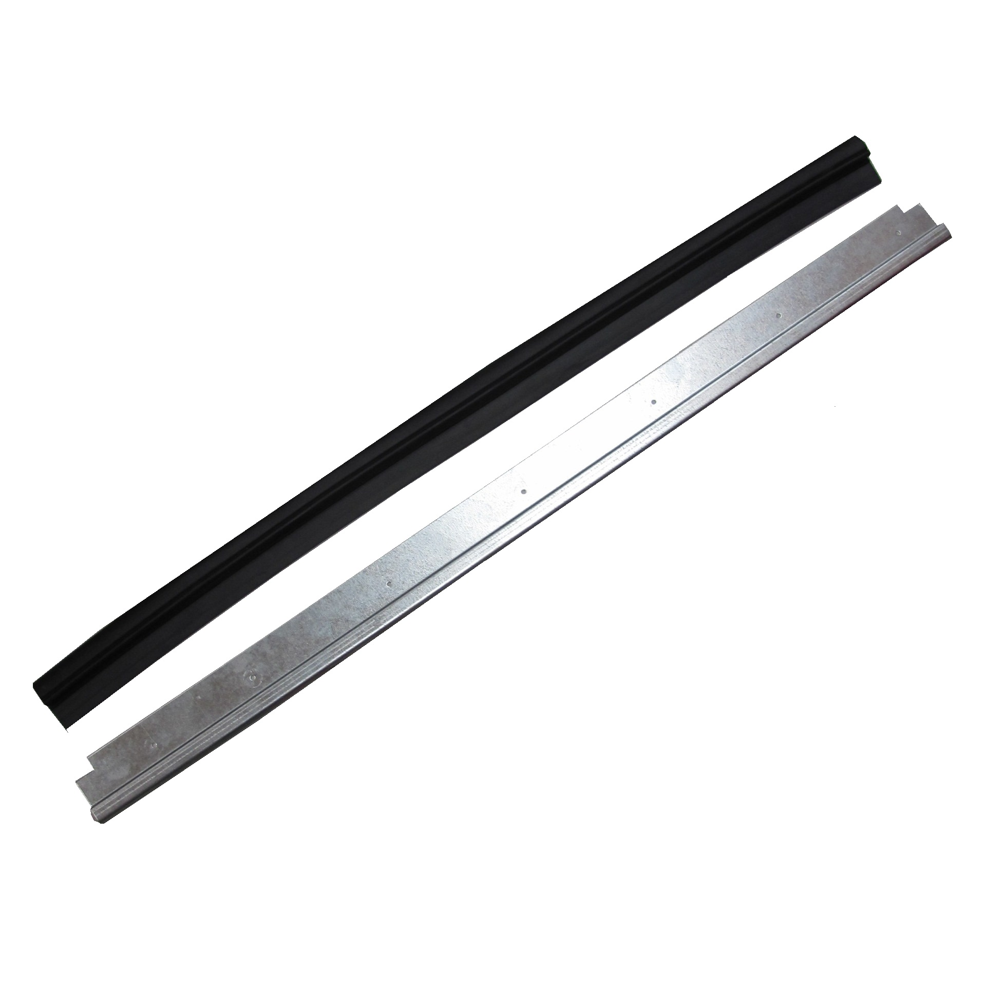 Stainless steel rear door step sill tread plates for land for Sill plate definition