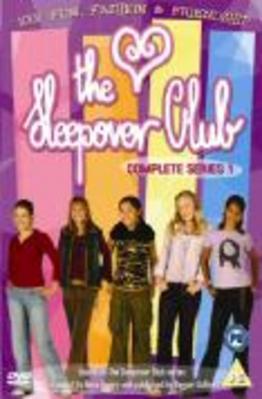 THE SLEEPOVER CLUB-COMPLETE SERIES 1~  6 DVD BOXSET~NEW