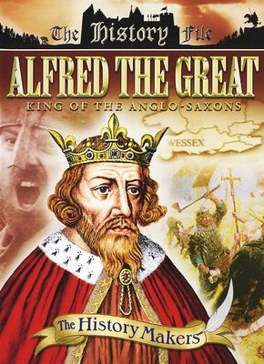 ALFRED THE GREAT - KING OF THE ANGLO-SAXONS NEW dvd