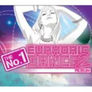 THE NO.1 EUPHORIC DANCE ALBUM Vol 2 -4CD BOXSET NEW