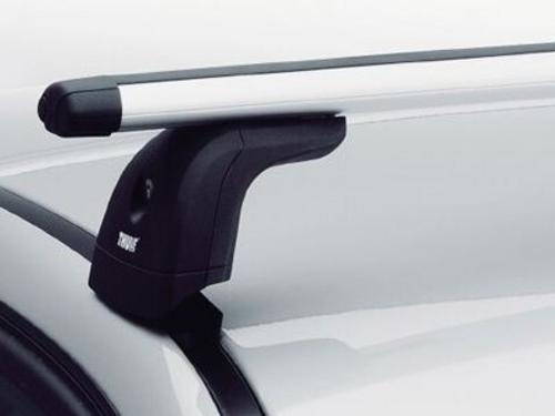 how to change thule bars