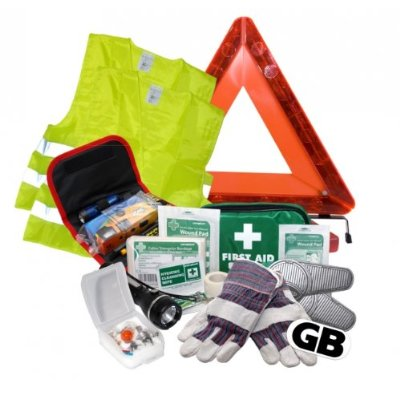 Car Safety &amp; Care Kits
