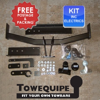 towbar for citroen xsara picasso complete kit 99 to 07 ebay
