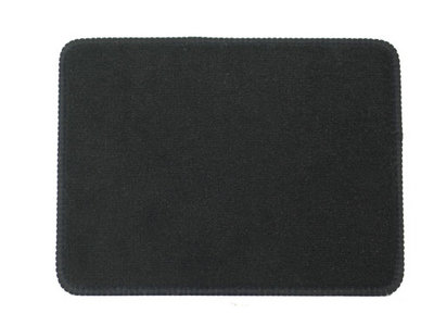 Black Car Mats For Volkswagen Sharan 1999 ON (Polyr/4514)