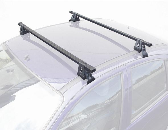 Automaxi Roof Bars For MAZDA 323 86 To 89- Supra Roof Bar