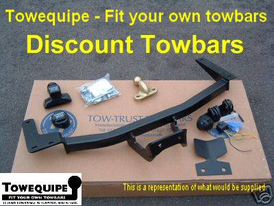 NEW Towbar Kit FITS Renault Traffic Van 01 ON Kit