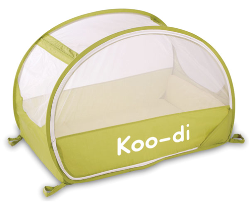 Koo-di-POP-UP-TRAVEL-BUBBLE-CRIB-Baby-Child-Travel-Bed-Sleeping-Accessory-New
