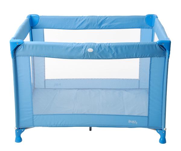 red kite sleep tight travel cot jet blue baby child. Black Bedroom Furniture Sets. Home Design Ideas