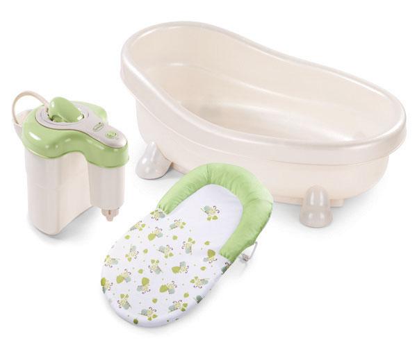 baby bath tub spa life more simply spa baby eco european bath tub review summer infant. Black Bedroom Furniture Sets. Home Design Ideas