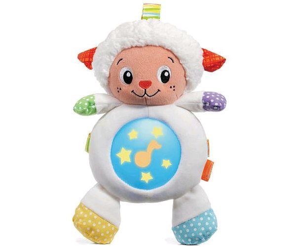 Soft Crib Toys : Infantino soothing lullabuddy crib companion baby soft