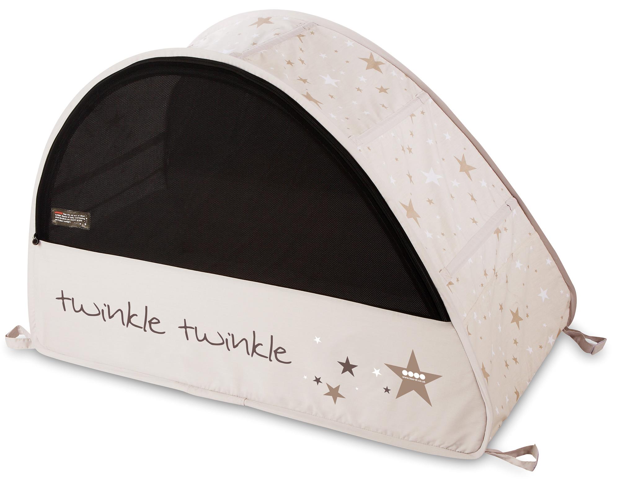 koo-di sleep & sun pop up lettino da viaggio e parasole per ... - Lettino Viaggio Samsonite