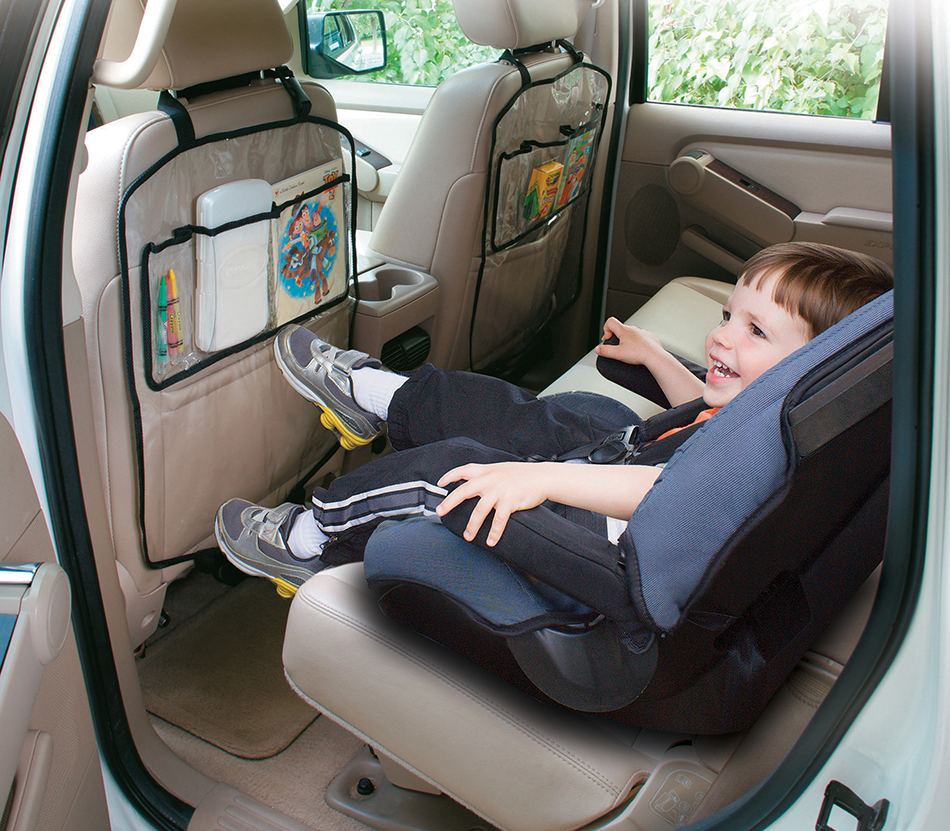 summer infant pack de 2 protection dossier de siege auto. Black Bedroom Furniture Sets. Home Design Ideas