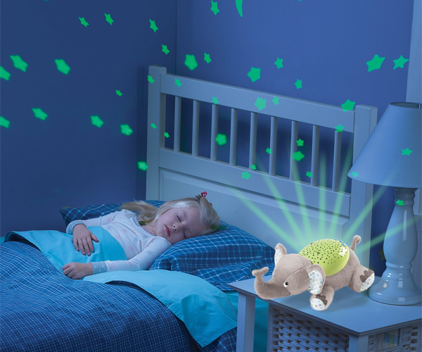 Summer Infant SLUMBER BUDDIES Night Light EDDIE ELEPHANT ...