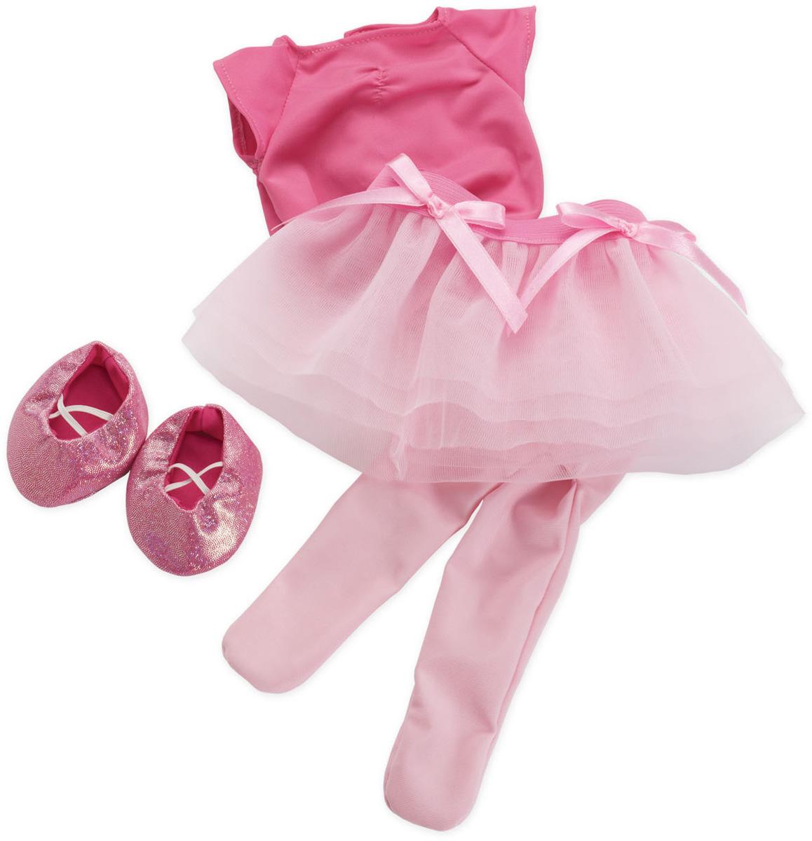 Manhattan Toy Baby Stella Outfit Tiptoe Ballet Tutu Doll