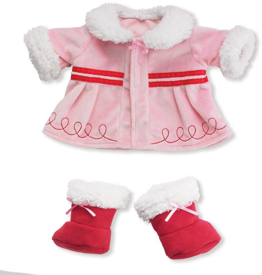 Manhattan Toy Baby Stella Outfit Warm Wishes Winter Coat