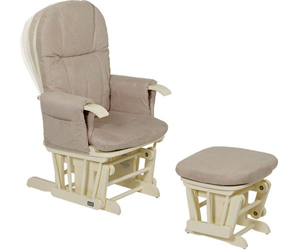 Tutti Bambini Gc35 Recliner Glider Nursing Chair Nursery