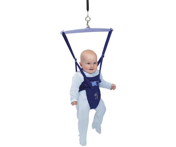Tippitoes Doorway Door Bouncer Jumper Baby Child Safe Easy