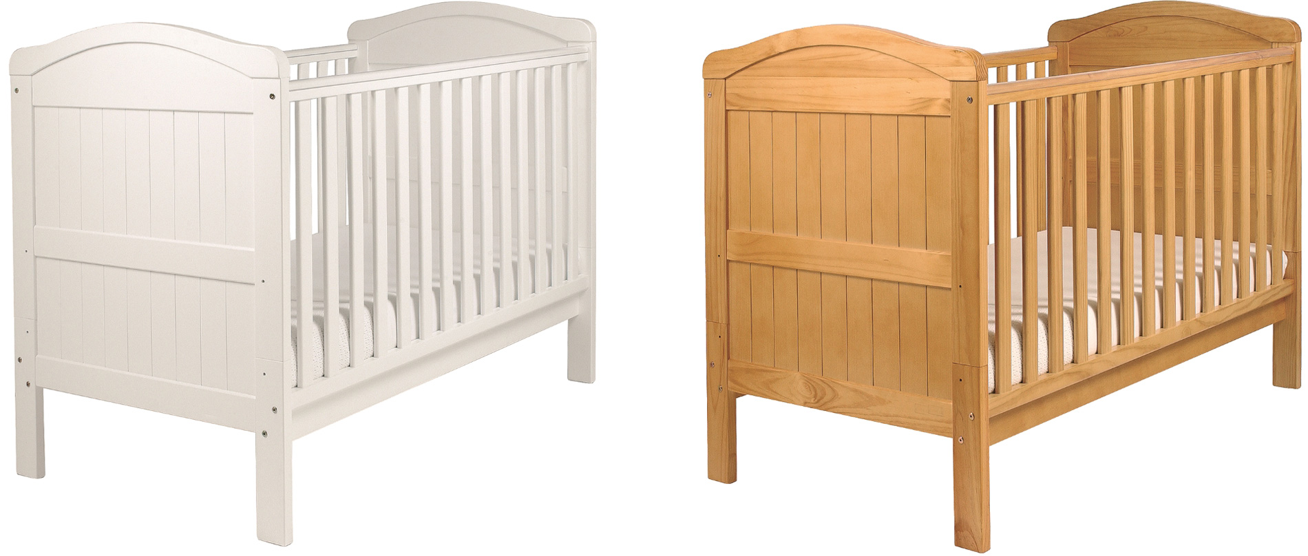 East Coast Country Cot Bed Solid Pine Baby Child Toddler Nursery Furniture BNIB