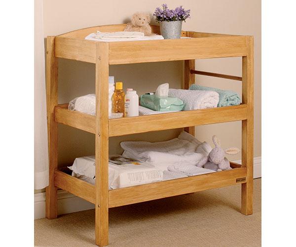 East Coast Clara Dresser Storage Shelves Baby Kid Toddler Nursery
