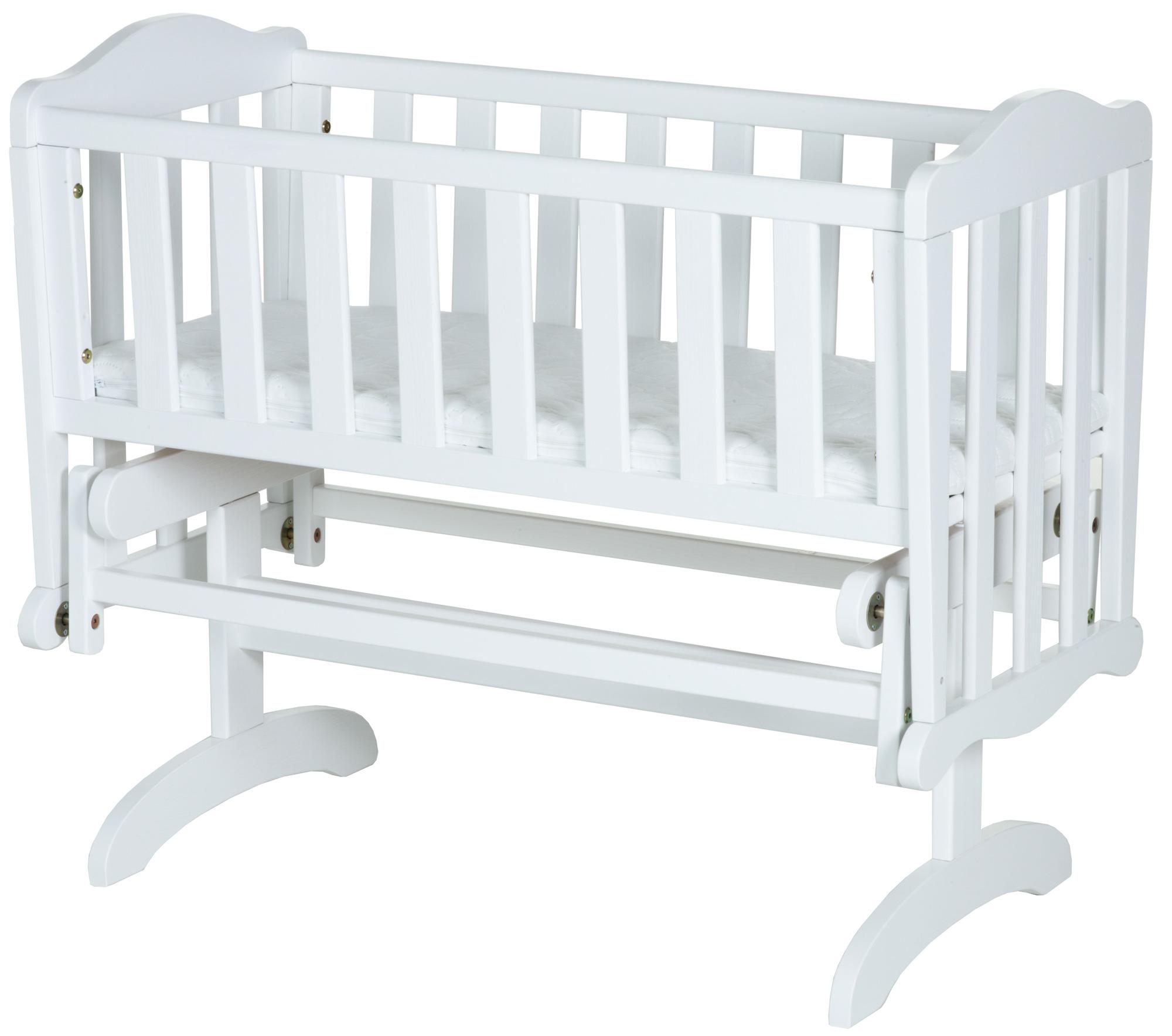 Baby cribs rocking - Thumbnail