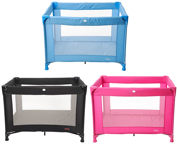 red kite sleep tight travel cot baby child compact easy. Black Bedroom Furniture Sets. Home Design Ideas