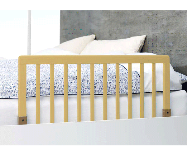 Baby Dan WOODEN BED GUARD/RAIL Child/Toddler/Kids Bedding ...