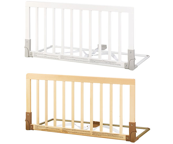 baby dan wooden bed guard rail child toddler kids bedding. Black Bedroom Furniture Sets. Home Design Ideas