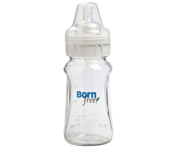Born free bottles leaking