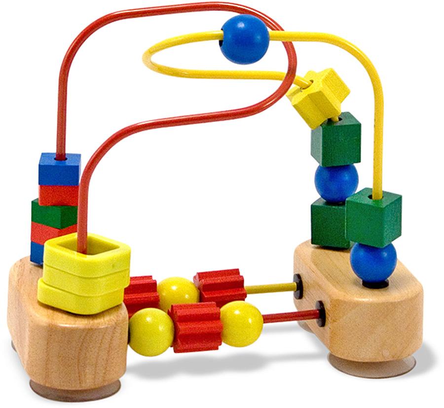 melissa doug mein erst perlen labyrinth holz spielzeug baby kleinkind neu ebay. Black Bedroom Furniture Sets. Home Design Ideas