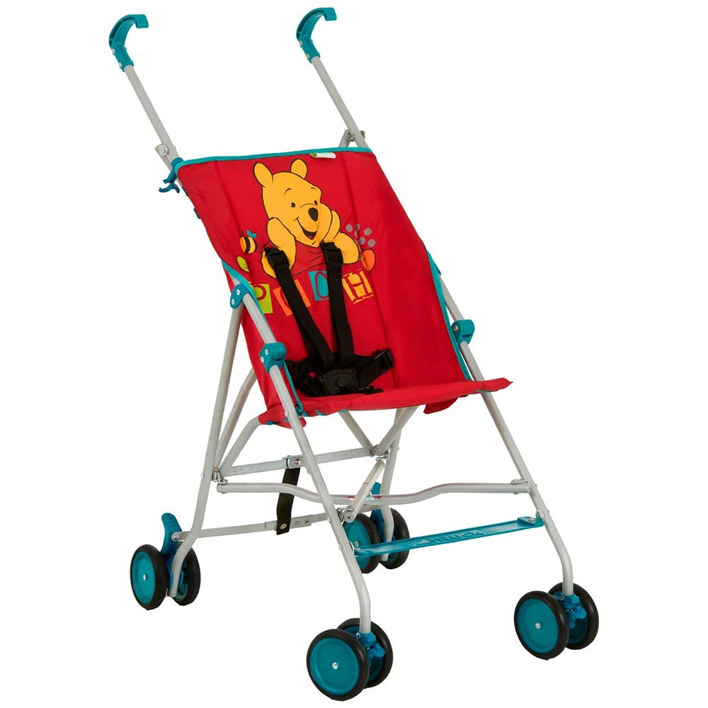 hauck winnie the pooh go s stroller pushchair buggy baby toddler child new ebay. Black Bedroom Furniture Sets. Home Design Ideas