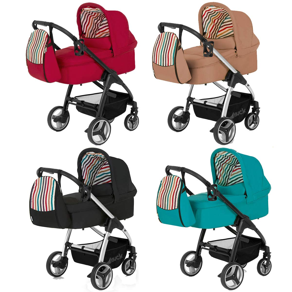 hauck lacrosse all in one travel system pushchair buggy. Black Bedroom Furniture Sets. Home Design Ideas