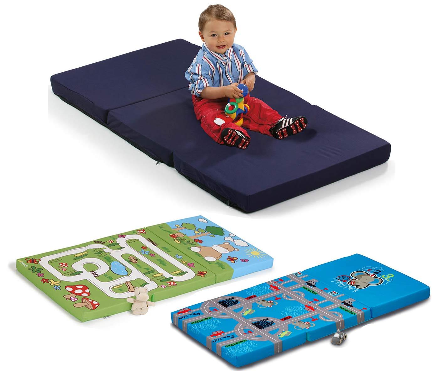Hauck sleeper cot mattress play mat baby toddler child for Colchones de futon