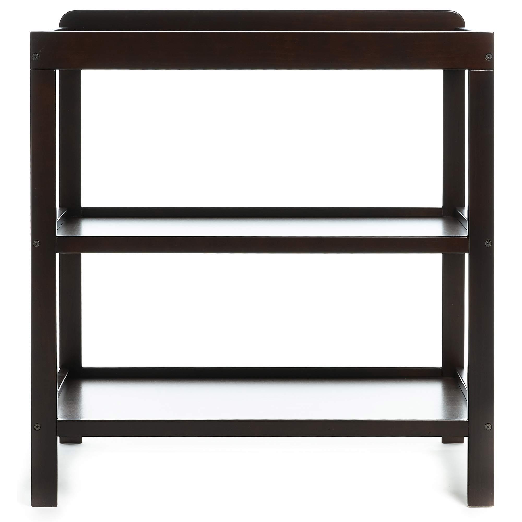 meuble langer ouvert en bois obaby b b enfant chambre d 39 enfant nouveau ebay. Black Bedroom Furniture Sets. Home Design Ideas
