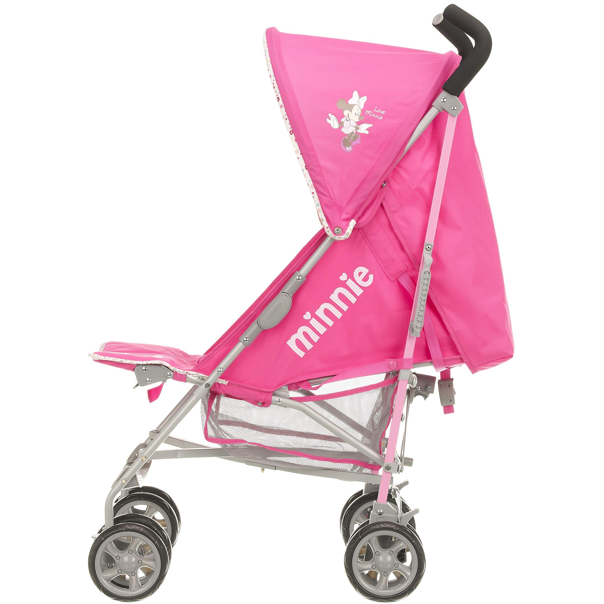 Obaby Disney Stroller Buggy Baby Toddler Child Travel