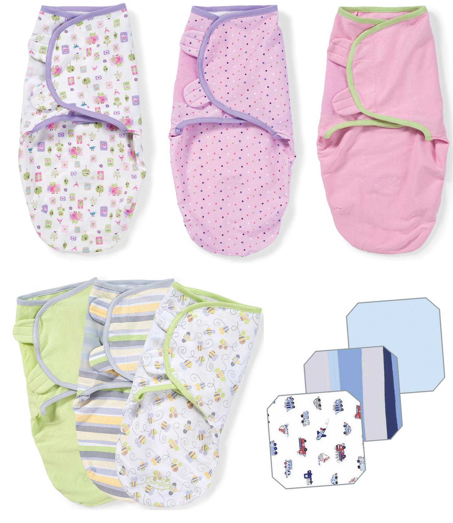 Summer Infant Swaddleme Blanket 7500 Photo Blanket