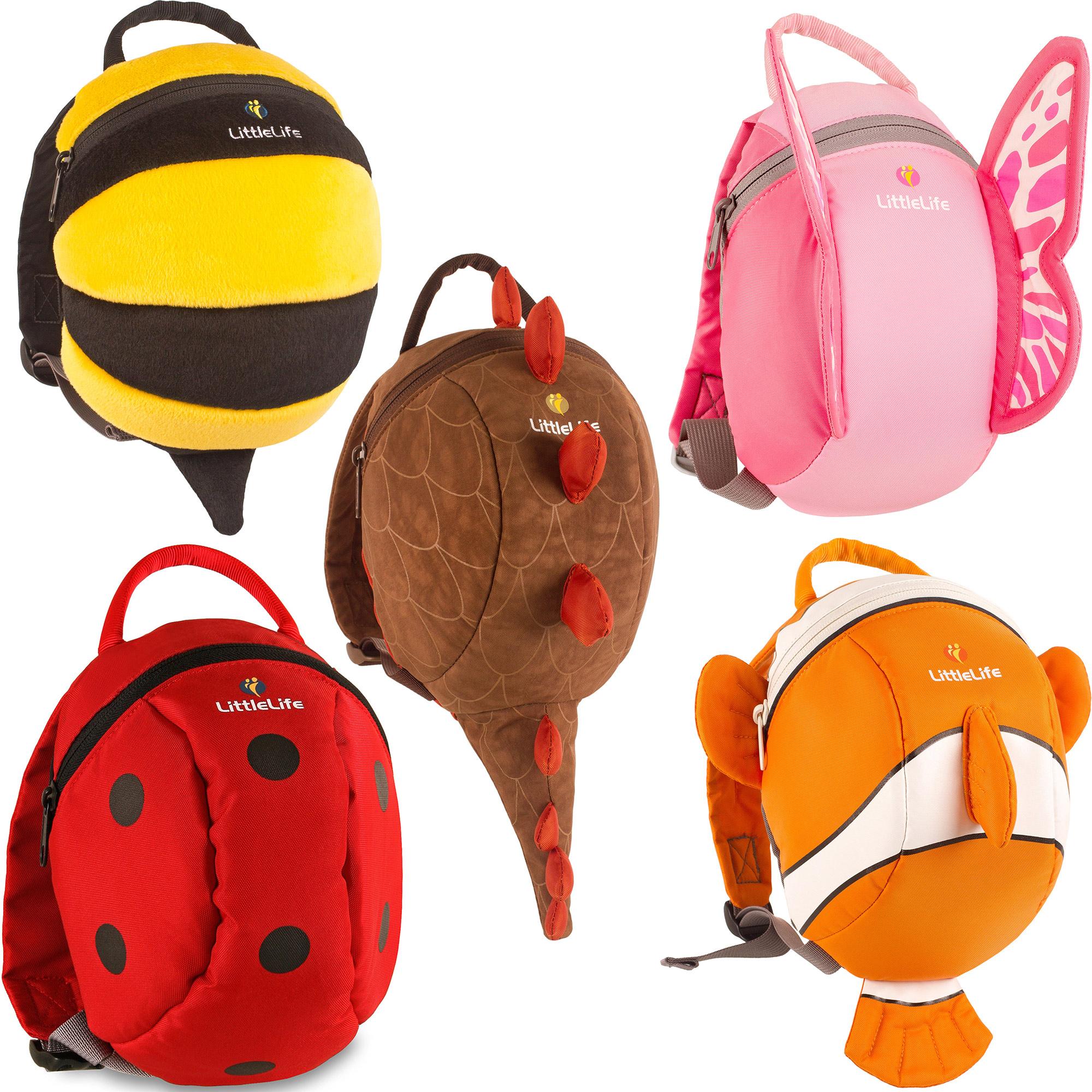 littlelife animal daysack with rein toddler child school. Black Bedroom Furniture Sets. Home Design Ideas