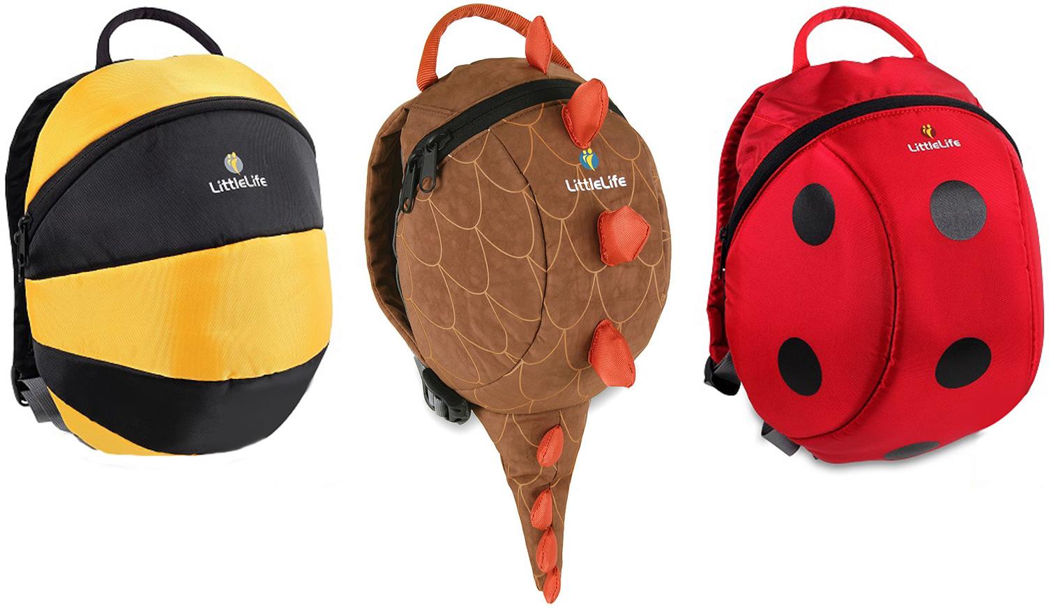 littlelife big animal daysack baby toddler child backpack. Black Bedroom Furniture Sets. Home Design Ideas