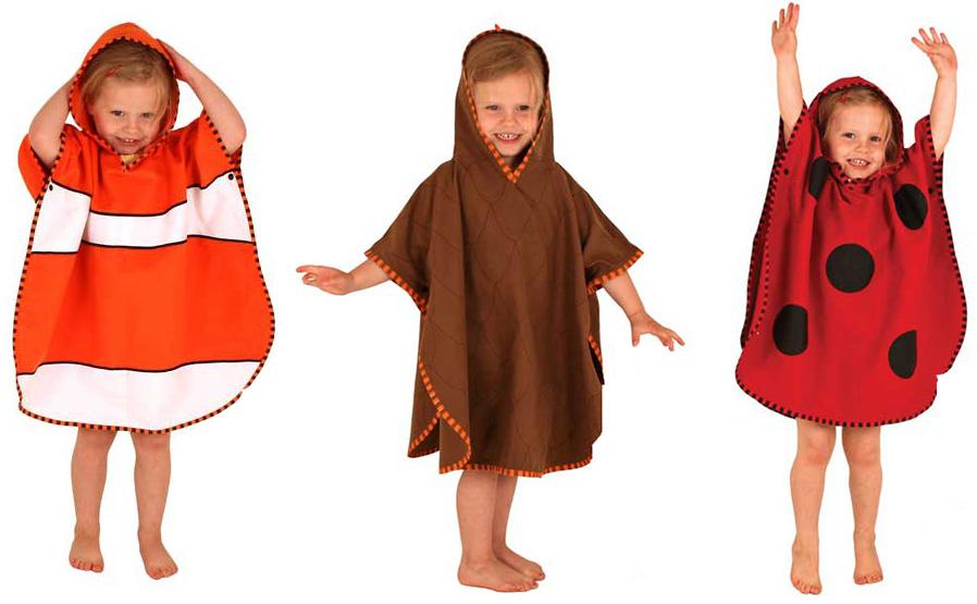 neue littlelife tier poncho badetuch baby kleinkinder kind. Black Bedroom Furniture Sets. Home Design Ideas