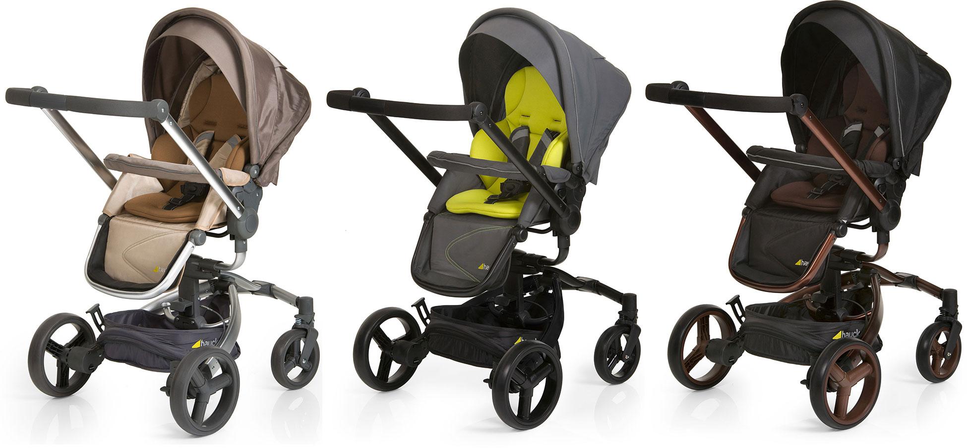 hauck twister trio set travel system car seat carry cot pram baby toddler bn. Black Bedroom Furniture Sets. Home Design Ideas