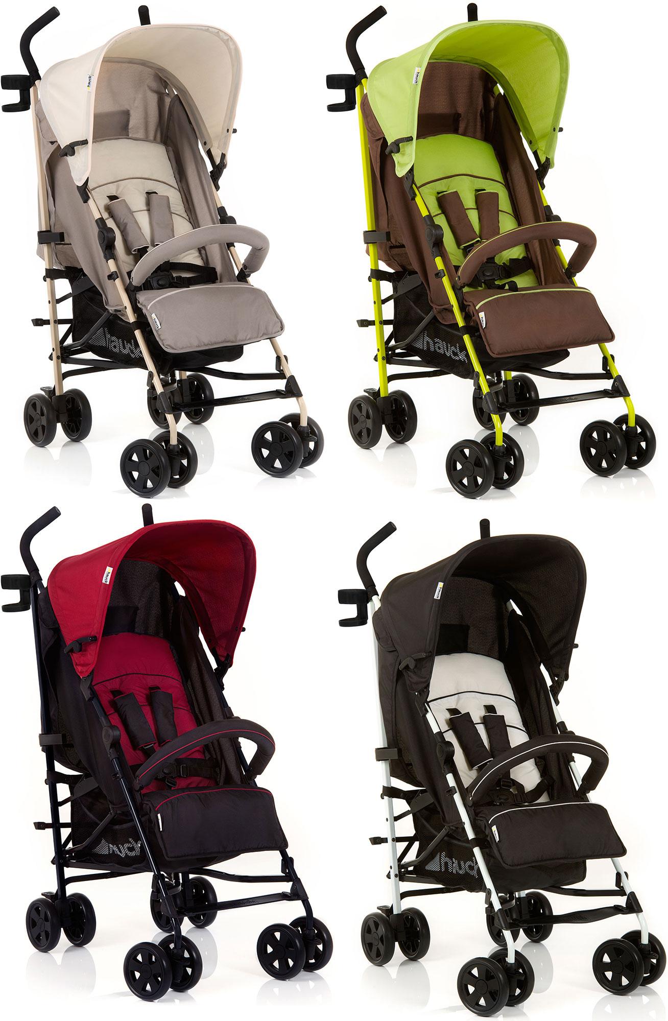 hauck speed plus buggy pushchair stroller cup holder baby. Black Bedroom Furniture Sets. Home Design Ideas