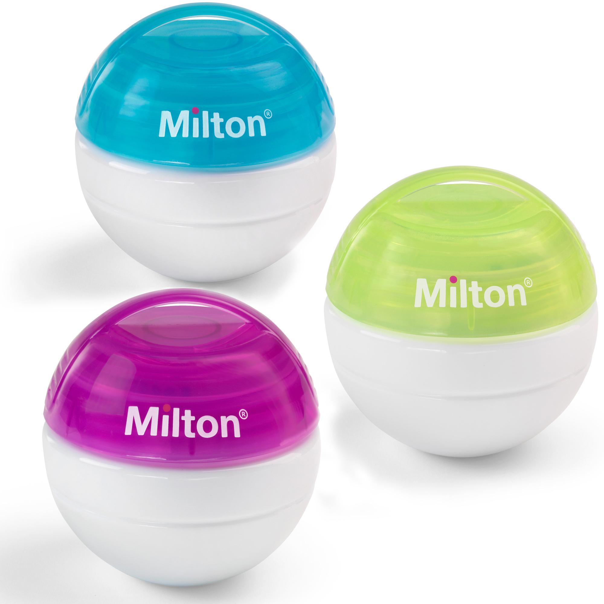 milton mini sterilising tablets instructions