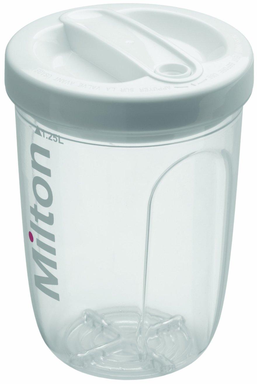 milton solo single bottle steriliser microwave coldwater. Black Bedroom Furniture Sets. Home Design Ideas