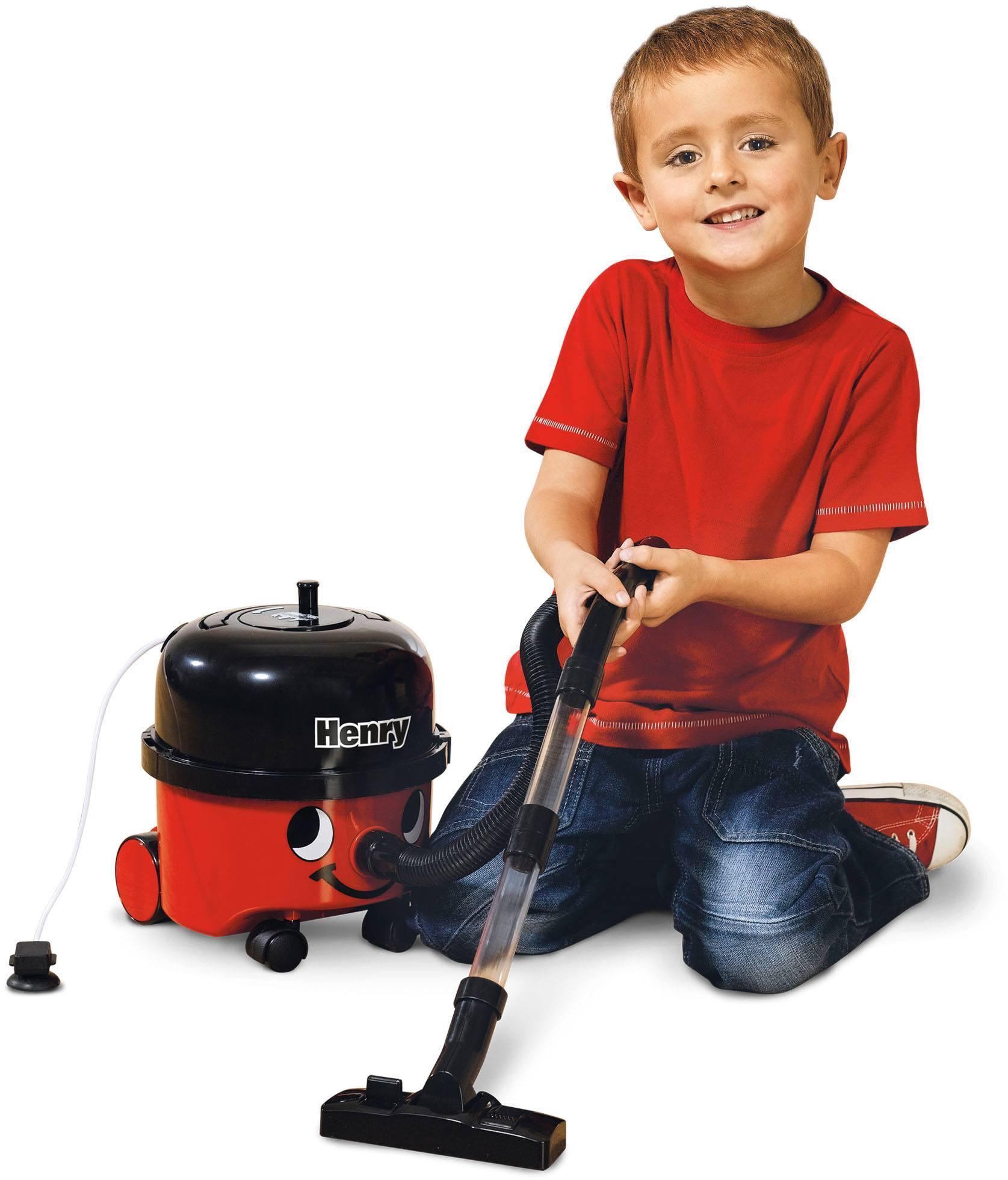 casdon henry vacuum cleaner child 39 s toy hoover pretend. Black Bedroom Furniture Sets. Home Design Ideas