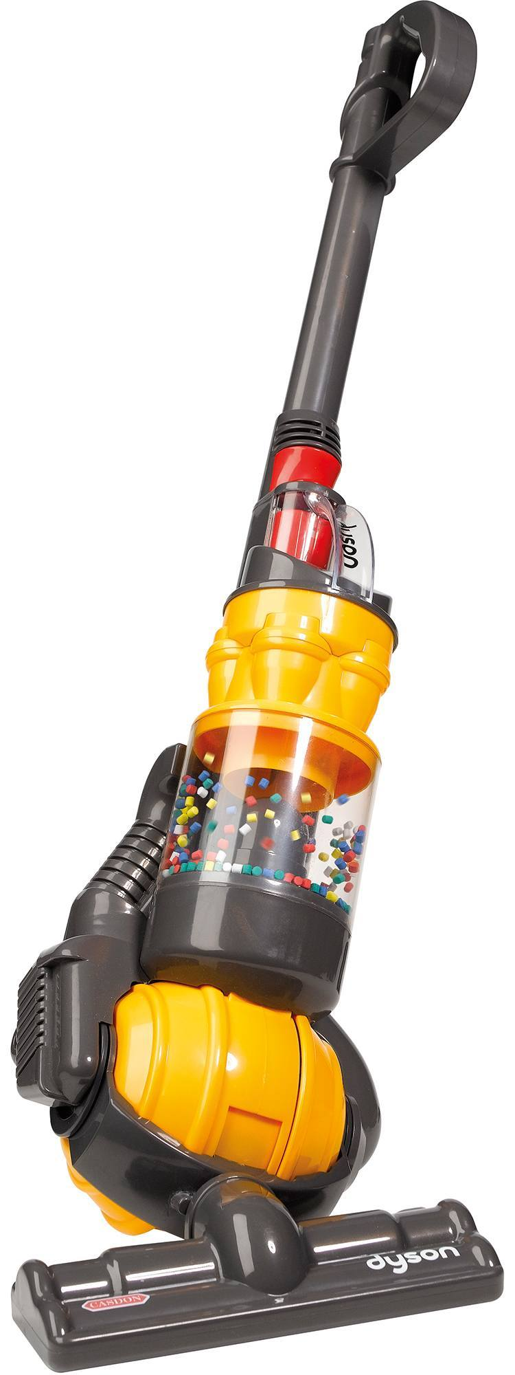 Casdon Dyson Ball Vacuum Cleaner Toy Hoover Pretend Play