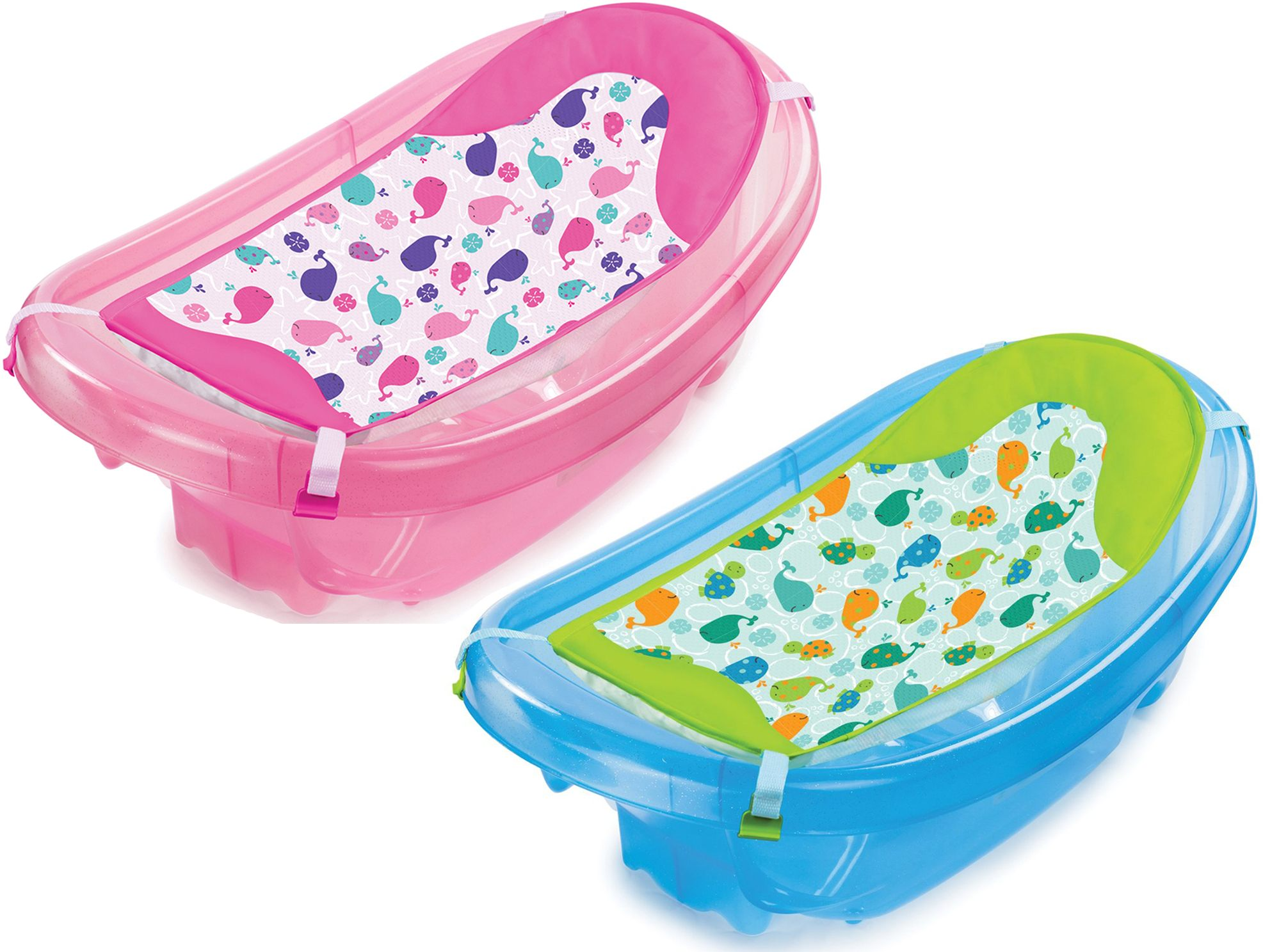 summer infant sparkle 39 n 39 splash bath tub baby bathing newborn to toddler bn ebay. Black Bedroom Furniture Sets. Home Design Ideas