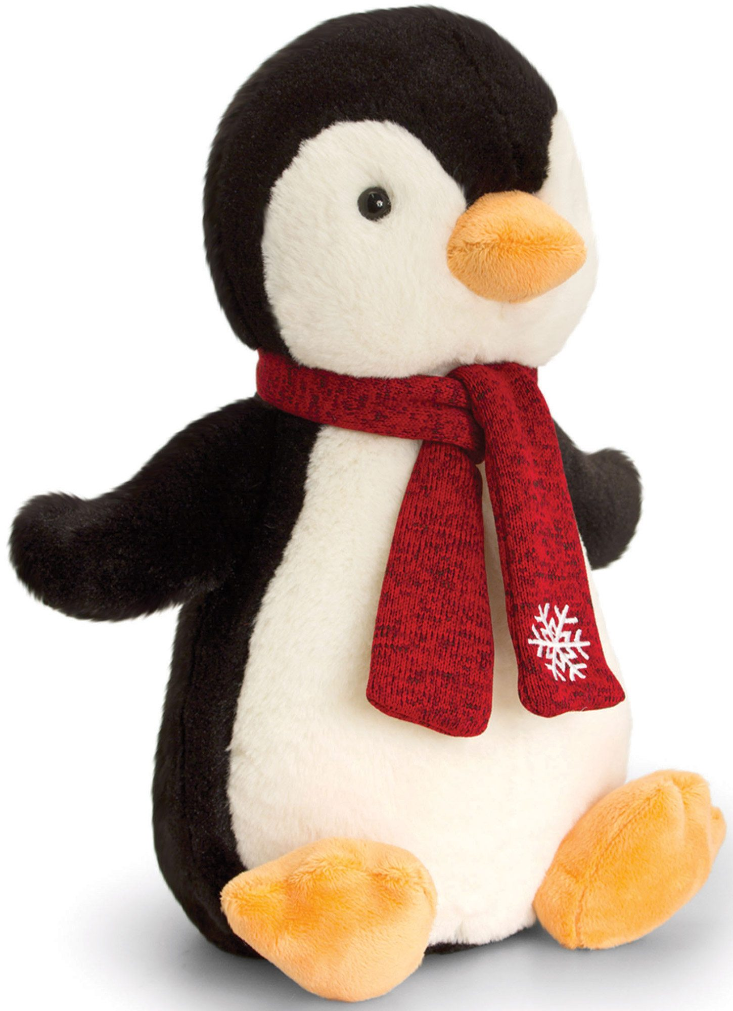 With Toys Penguin Tots : Keel toys penguin with scarf cm soft toy plush animal