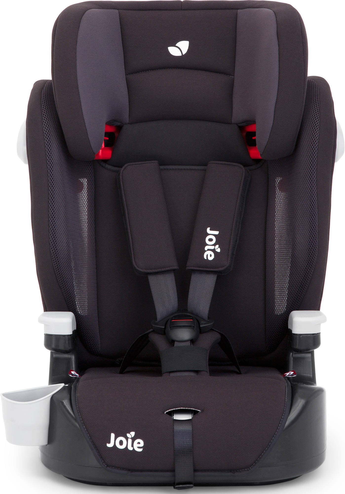 Joie Elevate   Group    Two Tone Black Car Seat