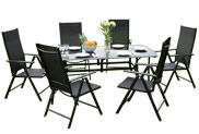Metal & Glass Garden Furniture